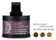 Style Edit Root Touch-Up lightest brown/medium blonde