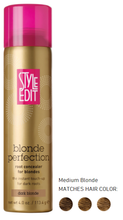 Style Edit BLONDE root concealer Medium Blonde