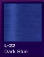 IR L-22 Dark Blue Fashion Lights NEW