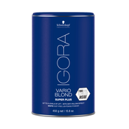 SCHWARZKOPF IGORA VARIO BLOND Super Plus Powder Lightener 15.9oz