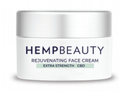 Hemp Beauty 4oz 500 MG CBD Rejuvenating Face Cream