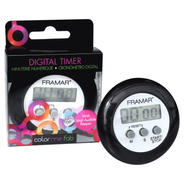 Framar Digital Timer Black