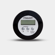 Framar Black Digital Timer