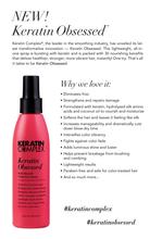Keratin Complex Keratin Obsessed 1.7oz
