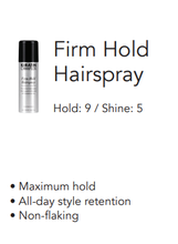 KC STYLE NEW Firm Hold Hairspray 1.8oz