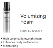 KC STYLE NEW Volumizing Foam 8oz
