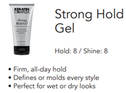 KC STYLE NEW Strong Hold Gel 5oz