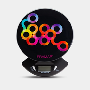 FRAMAR Digital Colour Scale - Elegant Black