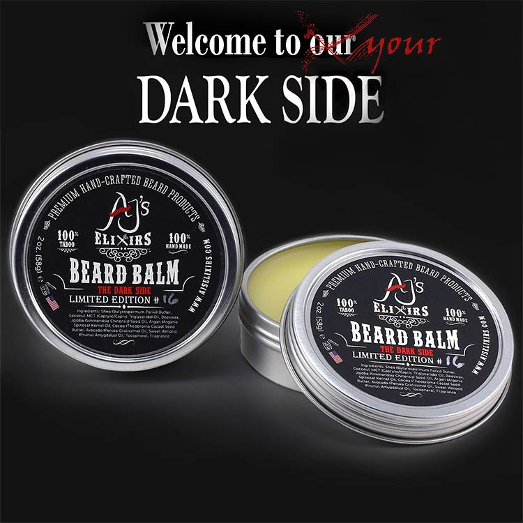 The Dark Side product line introduces our totally taboo essential and fragrance oil blends.