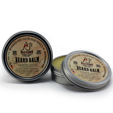 Beard Balm provides deep conditioning, softens the beard, and provides depth to the various colors of hair within the beard. This balm will leave a very slight sheen without being heavy, or greasy.
