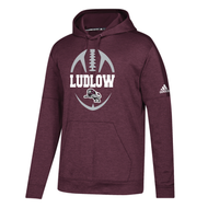 Ludlow Adidas Team Issue Hoodie - Football