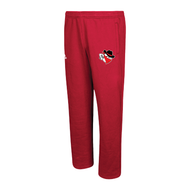 Braintree Bandits AAU Adidas Youth Red Fleece Pant