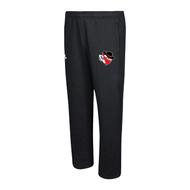 Braintree Bandits AAU Adidas Youth Black Fleece Pant