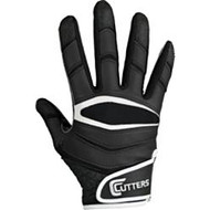 Cutters HX40 C-Tack Revolution Youth Football Receiver Glove