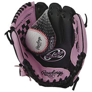 Rawlings Players Youth T-Ball Glove 9 inch PL90PB