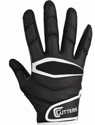 Cutters HX40 C-Tack Revolution Football Receiver Glove
