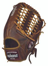 Nokona WB-1275H RH Walnut Baseball Glove 12.75 inch