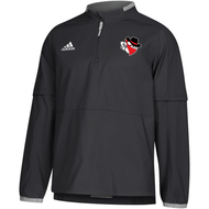 Braintree Bandits AAU Adidas Mens Black Fielders Choice 2.0 Convertible Jacket