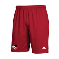 Braintree Bandits AAU Adidas Team Youth Red Short - DIGI