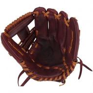 Nokona BL-1125I Bloodline Maroon Baseball Glove 11.25 inch RARE