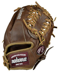 Nokona WB-1150M Walnut Baseball Glove 11.50 inch