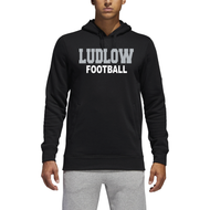 Ludlow Adidas Team Fleece WRDS Hoodie  - Football