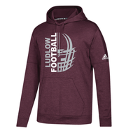 Ludlow Adidas Team Issue Hoodie HALFHELMET - Football