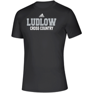 Ludlow Adidas Team Climalite WRDS SS Tee - CC
