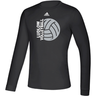 Ludlow Adidas Team Climalite LS VB Tee - Volleyball