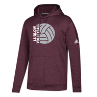Ludlow Adidas Team Issue Hoodie HALFVB - Volleyball