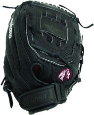 Nokona BS-1300C Buckaroo Black Fastpitch Softball Glove 13 inch