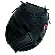 Nokona BS-3250C Buckaroo Black Fastpitch Catchers Softball Glove 32.50 inch