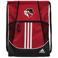 Braintree Bandits AAU Adidas Alliance II Sackpack (red)