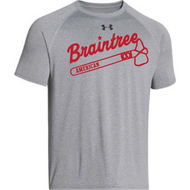 Braintree American Under Armour Red FF Locker Tee