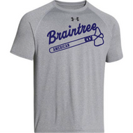 Braintree American Under Armour Navy FF Locker Tee
