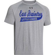 East Braintree Under Armour EB Script Locker Tee