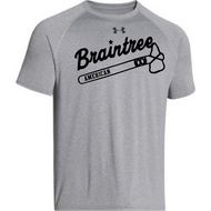 Braintree American Under Armour Black FF Locker Tee