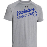 Braintree American Under Armour Royal FF Locker Tee
