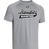 Braintree Bandits AAU Under Armour Script Locker Tee