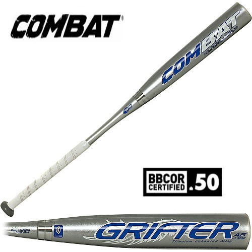 Combat Grifter Hybrid AB BBCOR Baseball Bat
