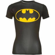 Under Armour Boys Alter Ego Shirt Batman 1244392-006