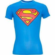 Under Armour Boys Alter Ego Shirt Superman 1244392-401
