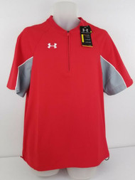 Under Armour UA Mens Cage Jacket - Red