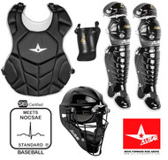 All-Star CKCC912LS League Series Catcher's Equipment Kit, YOUTH ages 9-12