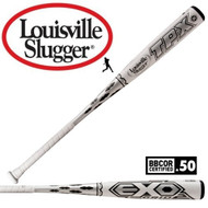 Louisville Slugger TPX Exogrid BBCOR Baseball Bat (-3)