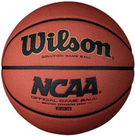 Wilson NCAA Solution Game Ball Basketball 28.5