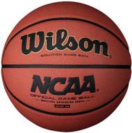 Wilson NCAA Solution Game Ball Basketball 28.5