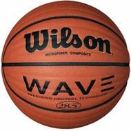 Wilson Wave Game Ball Basketball 28.5