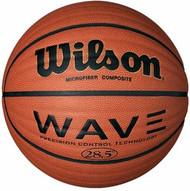 Wilson Wave Game Ball Basketball 28.5