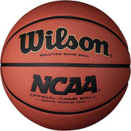 Wilson NCAA Solution Game Ball Basketball 29.5